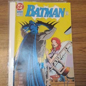 Vintage DC Batman Comic #476